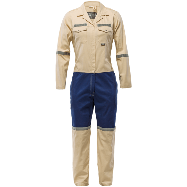 Sisi Safety Wear - durafit-reflective-boiler-suit-front