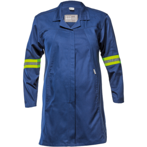 Sisi Safety Wear - maternity-tri-reflect-jacket-front