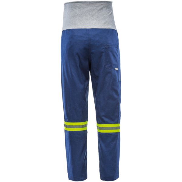 Sisi Safety Wear - maternity-tri-reflect-trousers-back